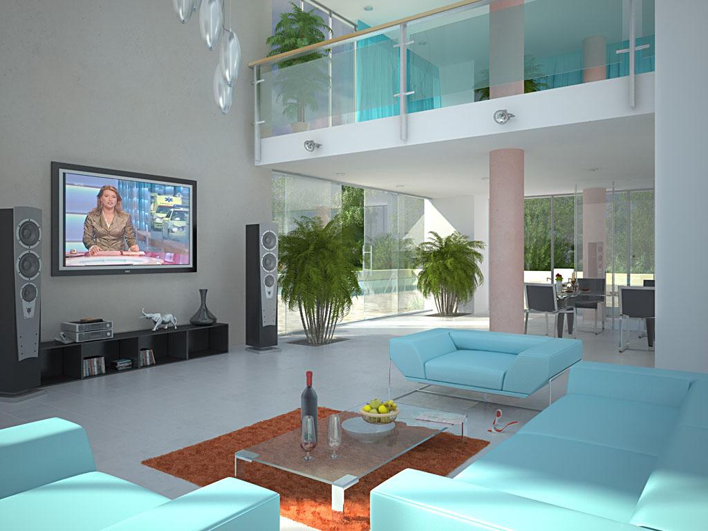 3d villa visualisatie snel kwalitatief betaalbaar